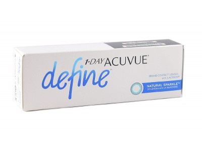 1-Day Acuvue Define Natural Sparkle (30 шт.)